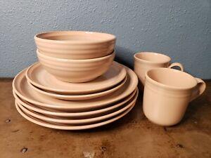 Noritake Stoneware # 8663 Sunset Mesa - 10 piece lot