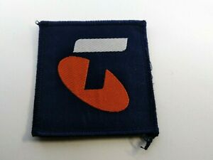 TELSTRA PATCH / BADGE TELEPHONE 60MM X 60MM