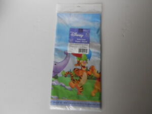 Hallmark Disney Winnie The Pooh Plastic Table Cover 54x102 New-in-Package