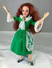 Irish Barbie Dolls of the World1994 Mattel #12998 Fully Jointed Loose No Box
