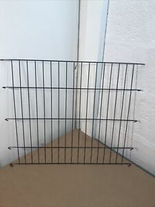 NEW EX DISPLAY  Ellie-Bo Black Divider for 36 inch Large Dog Crate Cage