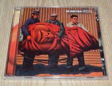 The Mars Volta - Amputechture RARE RUSSIAN CD Music 2006 Import Russia OOP