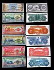 1940s Banco Central de Guatemala Q0.50 1 2 5 10 20 quetzales Copy Reprints