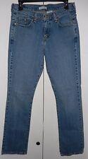 Levi's 505 Straight Leg Jeans Size 6 Medium (30 x 31 1/4)