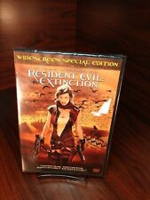 Resident Evil:Extinction(DVD)2 Disc Exclusive-Brand NEW(Sealed)-Free Shipping