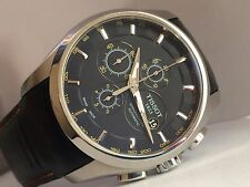 AUTHENTIC Nice Modern Gents TISSOT AUTOMATIC CHRONO SWISS COUTURIER DATE WATCH