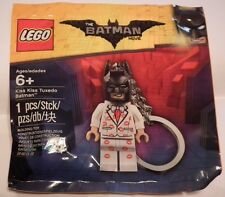 LEGO 5004928 KISS KISS TUXEDO BATMAN KEYRING polybag  BATMAN MOVIE   NEW SEALED