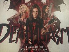 Deathgasm Box Of Dread Collector's Edition Book NEW Horror Movie Promo Item