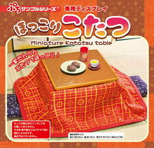 Re-ment New Series Japanese Stove Japanese Table  rement set