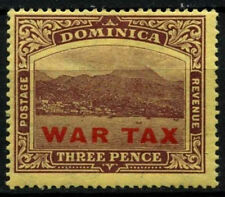 Mint Hinged Postage Dominican Stamps (Pre-1967)
