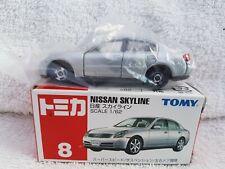 Tomy Tomica No 8 Nissan Skyline
