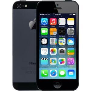 Original Unlocked Apple iPhone 5 - 16GB, 32GB, 64GB White&Black 3 Years Warranty
