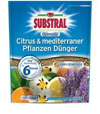 Scotts Substral Osmocote Citrus & Mediterranean Plant Fertilizer, 1,5 KG