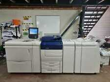 More details for xerox c60 colour press, lpf booklet finisher, sra3 feeder & fiery (158k meter!)