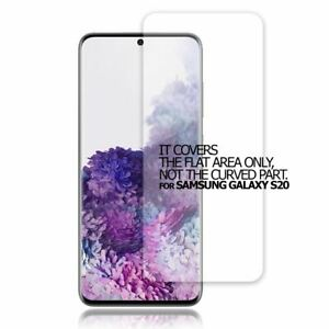TOP QUALITY CLEAR SCREEN PROTECTOR GUARD FILM COVER FOR SAMSUNG GALAXY S20