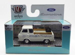 M2 Machines 1964 Ford Econoline Auto Trucks R63 1:64 Diecast Ford Motor Company