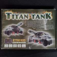 Titan Tank: The Infrared Remote Control Kit: 2 Titans Packed