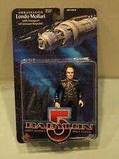Moc Babylon 5 Ambassador Londo Mollari Action Figure 1997 Exclusive Toy Products