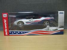 2013 Auto World 1:18 Die-Cast Pace Car Indianapolis 500 Convertible Corvette 04
