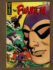 KING COMICS PHANTOM, THE 23 VG+ 4.5 MANDRAKE THE MAGICIAN DELILAH SY BARRY