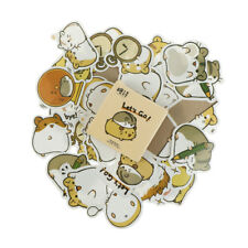 45pcs/box Small Guinea Pig Paper Stickers Scrapbooking DIY Diary Album Labels RH