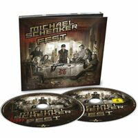 Michael Schenker Fest - Ressurection (NEW CD/DVD)