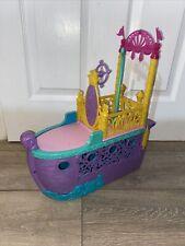 Disney Pricess Ship Boat Ariel Mermaid