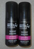 2 Pack - MAYBELLINE FACESTUDIO MASTER FIX WEAR BOOSTING SETTING SPRAY 3.4fl. oz