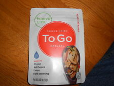 Thrive Life Foods (new) TO GO CHICKEN FAJITA