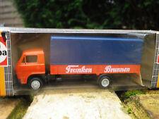HERPA HO 1:87 ref 817290 Camion MERCEDES  Franken Brunnen état neuf en boite