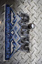 K1-1 CROWN TREE NUT 03 YAMAHA VSTAR 650 V STAR MOTORCYCLE FREE SHIP