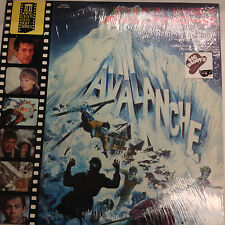 Rock Hudson Mia Farrow Avalanche DELF25452 33RPM Records 031717RR