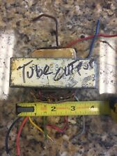tube amp output transformer