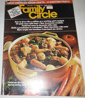 Family Circle Magazine 94 Quick Ways With Food January 1975 072014R