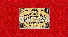 OUIJA SPIRIT BOARD DEBIT CREDIT BUSINESS CARD ID HOLDER CASE
