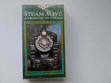 STEAM ALIVE - A Tribute to Steam - PAL VHS - 1991