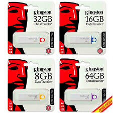 Pendrive Memoria USB 3.0 Kingston DTGI4 G4 8/16/32/64/128GB Unidad Flash Drive