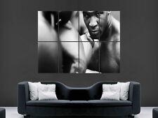 Mike Tyson Boxeo Leyenda Arte Imagen gran impresión de cartel gigante