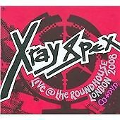 X-Ray Spex - Live @ the Roundhouse London 2008 (Live Recording/+DVD, 2010)