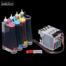CISS InkTec Tinte ink für Brother MFC-J4425DW MFC-J4620DW MFC-J4625DW MFC-J480DW
