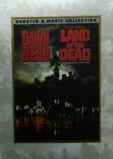 George A.Romero's LAND of the DEAD+DAWN of the DEAD 2Disc Unrated Director's Cut