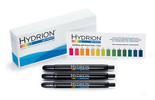 pH Test Mechanical Pencils pH 0 - 13  Most Trusted Brand 3 Pencils Hydrion
