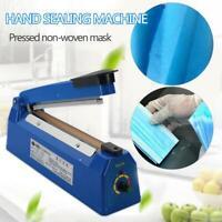 Hand Pressure Sealer Desktop Sealing Packing Machine 3MM Non-woven making