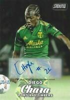 2017 Topps Major League Soccer Stadium Club Base Common Certified Autograph -MLS