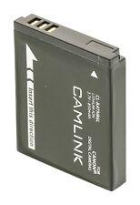 Batteria Ricaricabile della Macchina Fotografica CANON  Litio 3.7 V 850 mA NB 6L