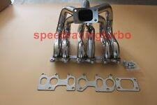 STAINLESS EXHAUST MANIFOLD HEADER FOR 92-04 VW JETTA/GOLF/GTI MK4/3 2.8L VR6