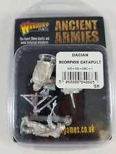 Warlord Games, HAIL CAESAR - DACIAN SCORPION CATAPULT, 28mm Metal, NIB