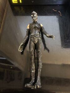 Figurine Rare Psycho Mantis + son masque - METAL GEAR SOLID 1999 PS1 Konami 19cm