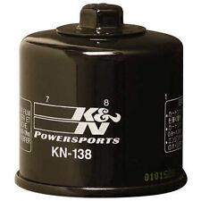 K&N Oil Filter Suzuki GSXR Hayabusa Katana Intruder KN-138