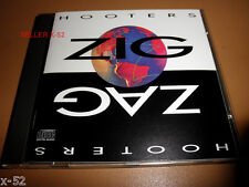 THE HOOTERS cd ZIG ZAG Brother Don't You Walk Away 500 MILES Mr Big Baboon